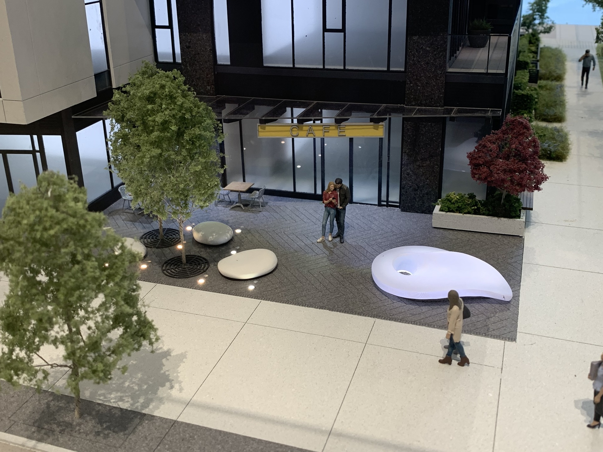 g Legacy will feature a ground floor cafe with sculpture at Legacy on Dunbar (4464 Dunbar Street, Dunbar, Vancouver West)