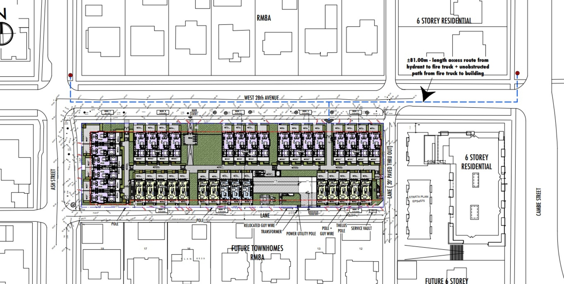 528-west-28th_site plan at 528 W 28th (528 W 28th Avenue, Vancouver West)