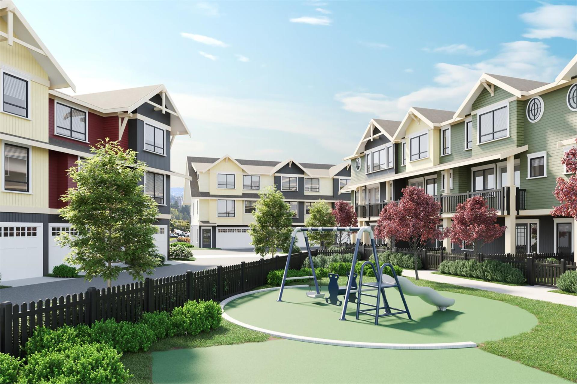 stanley-green-townhomes-new-west at Stanley Green Townhomes (430 Duncan Street, Queensborough, New Westminster)