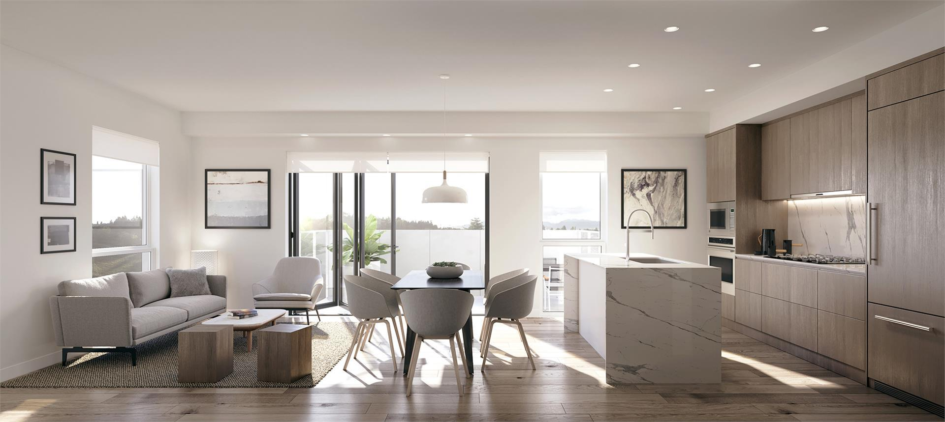 shift-living-area-rendering at Shift (5089 Quebec Street, Main, Vancouver East)