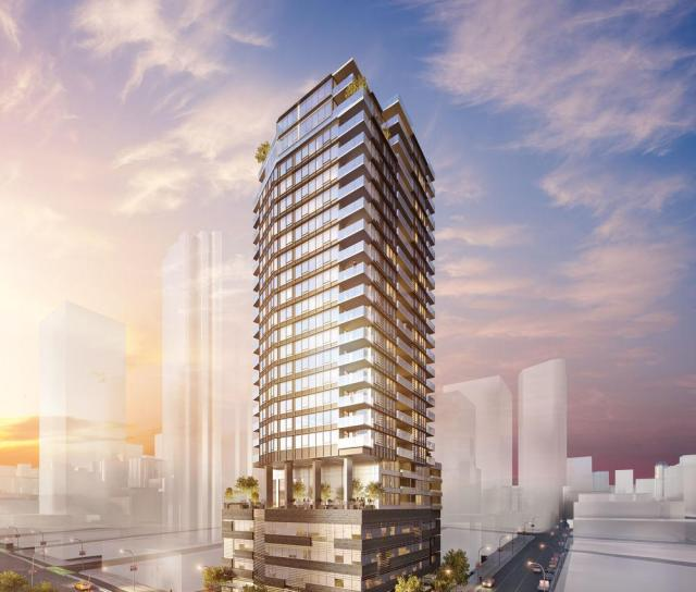 885 Cambie Street, Yaletown, Vancouver West