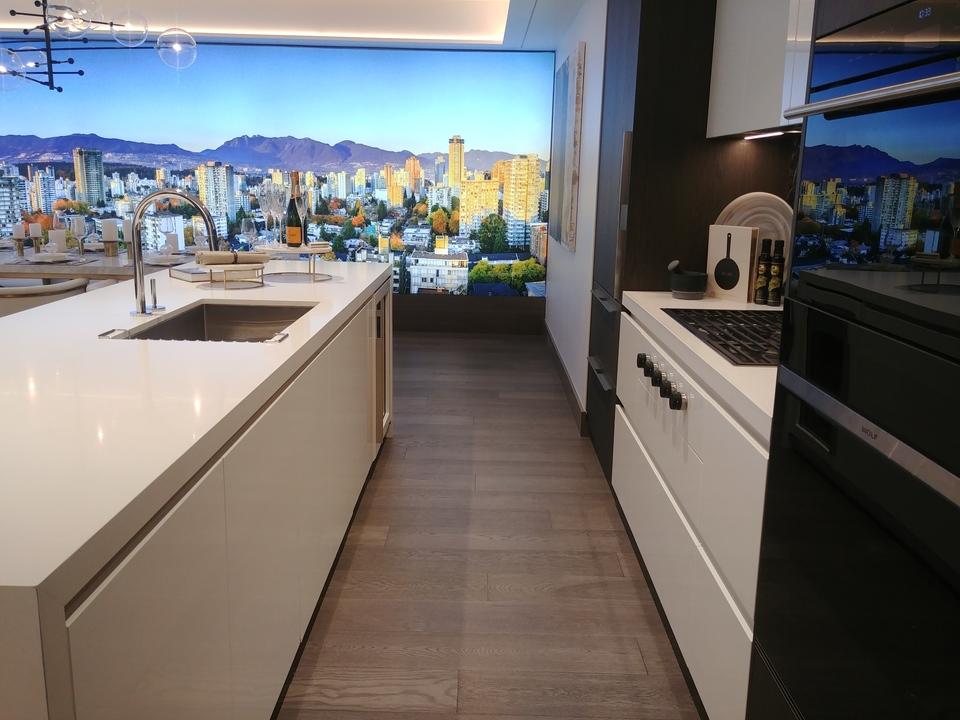 davie-nicola-kitchen at Davie and Nicola (1188 Nicola, West End VW, Vancouver West)
