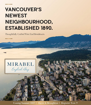 Mirabel-1 at 1345 Davie Street, West End VW, Vancouver West