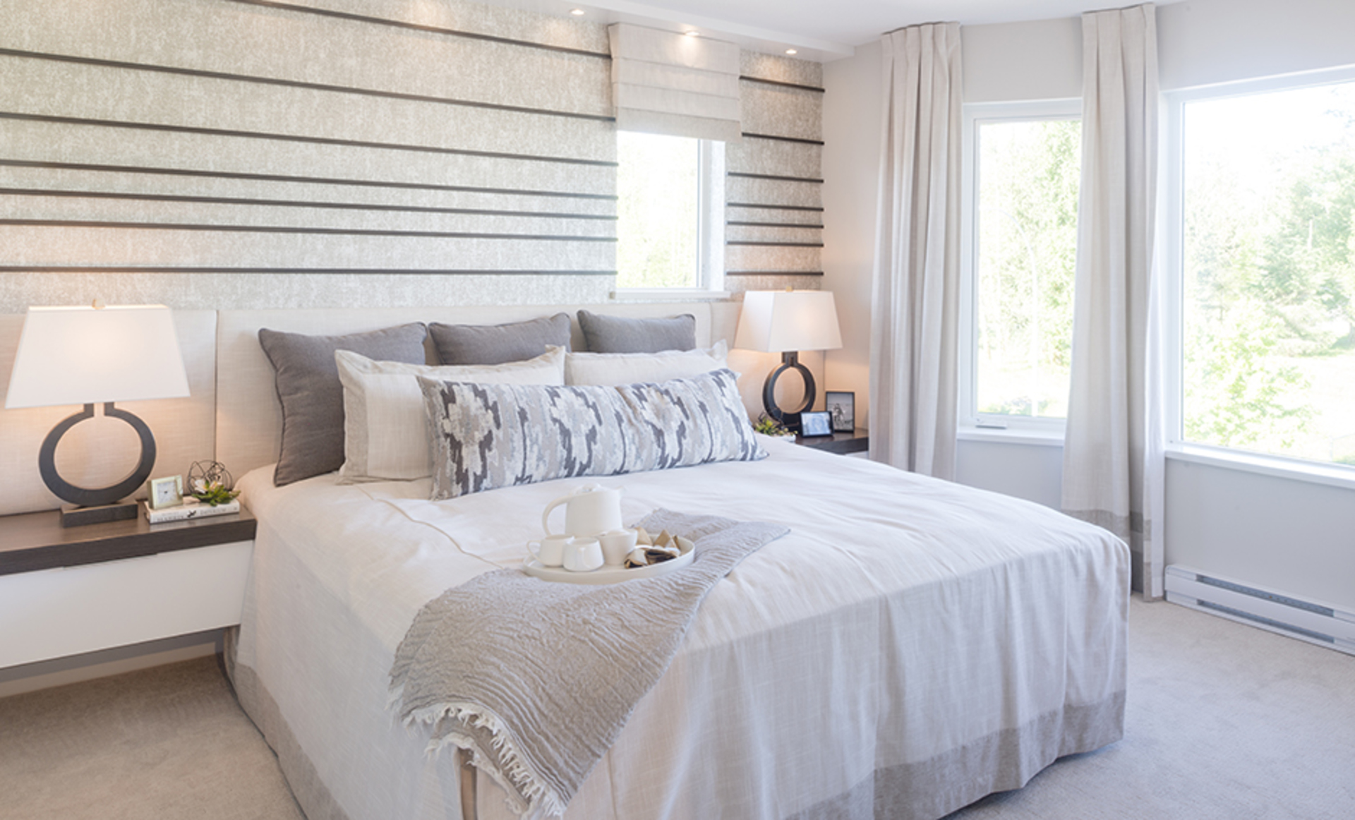 townsend_bedroom_ at Townsend at Panorama Village ( Panorama Drive, Panorama Ridge, Surrey)