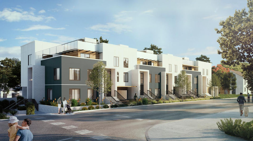 beresford-townhomes at The Beresford Townhomes (6288 Beresford Street, Edmonds BE, Burnaby East)