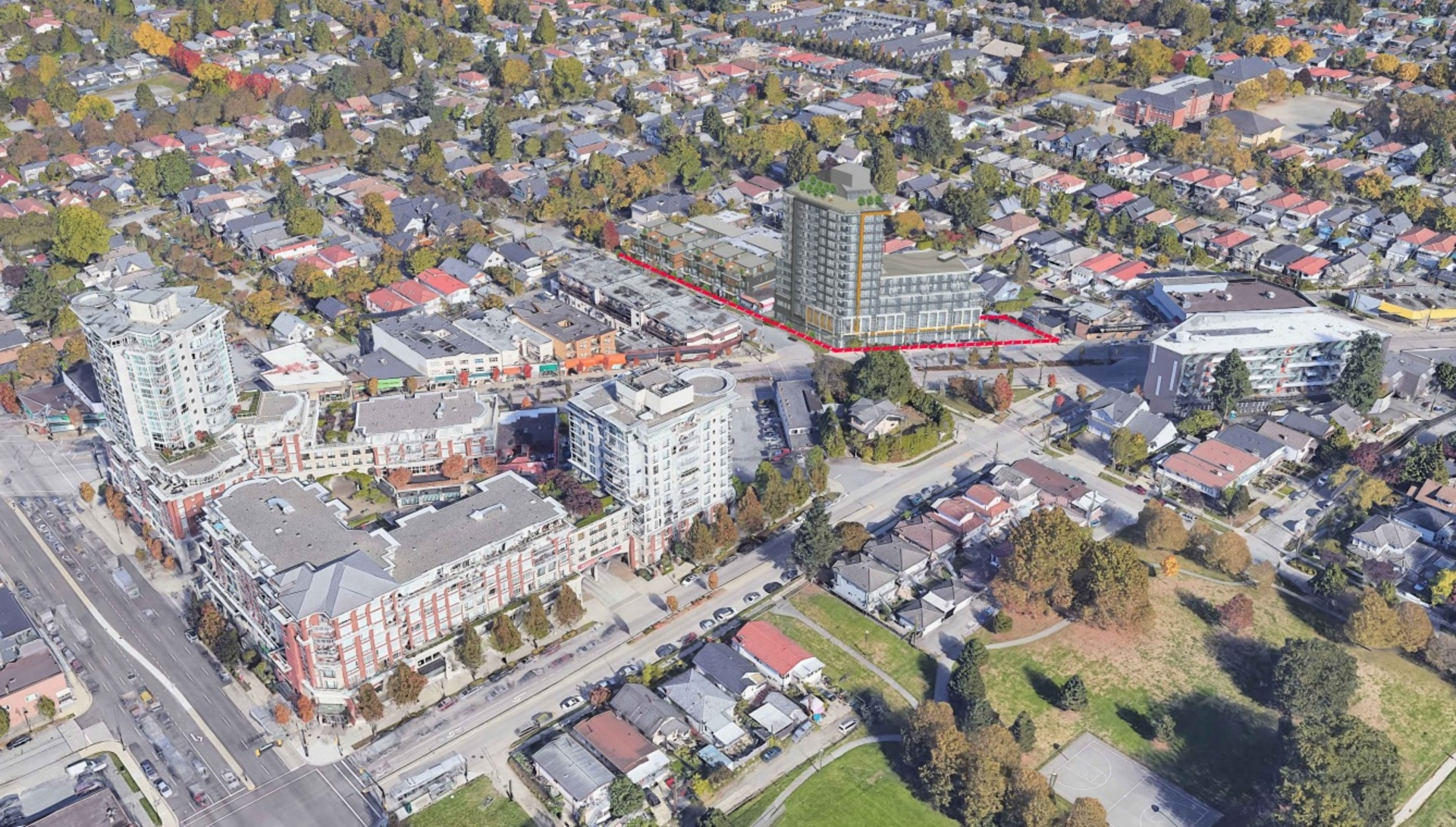 1503-Kinsgway_site -plan-1 at FORMAT (1503 Kingsway Street, Knight, Vancouver East)