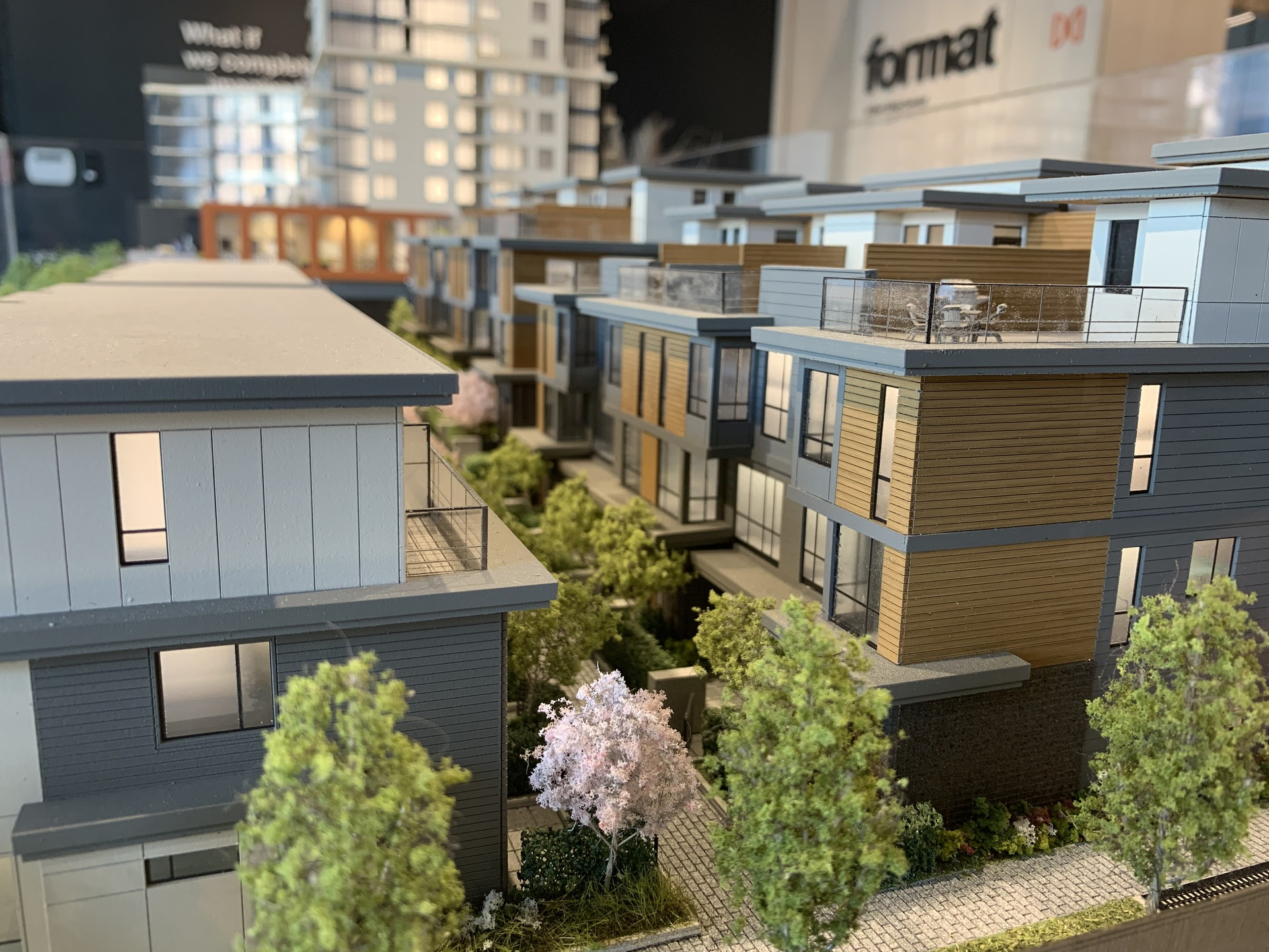 Format townhomes at FORMAT (1503 Kingsway Street, Knight, Vancouver East)