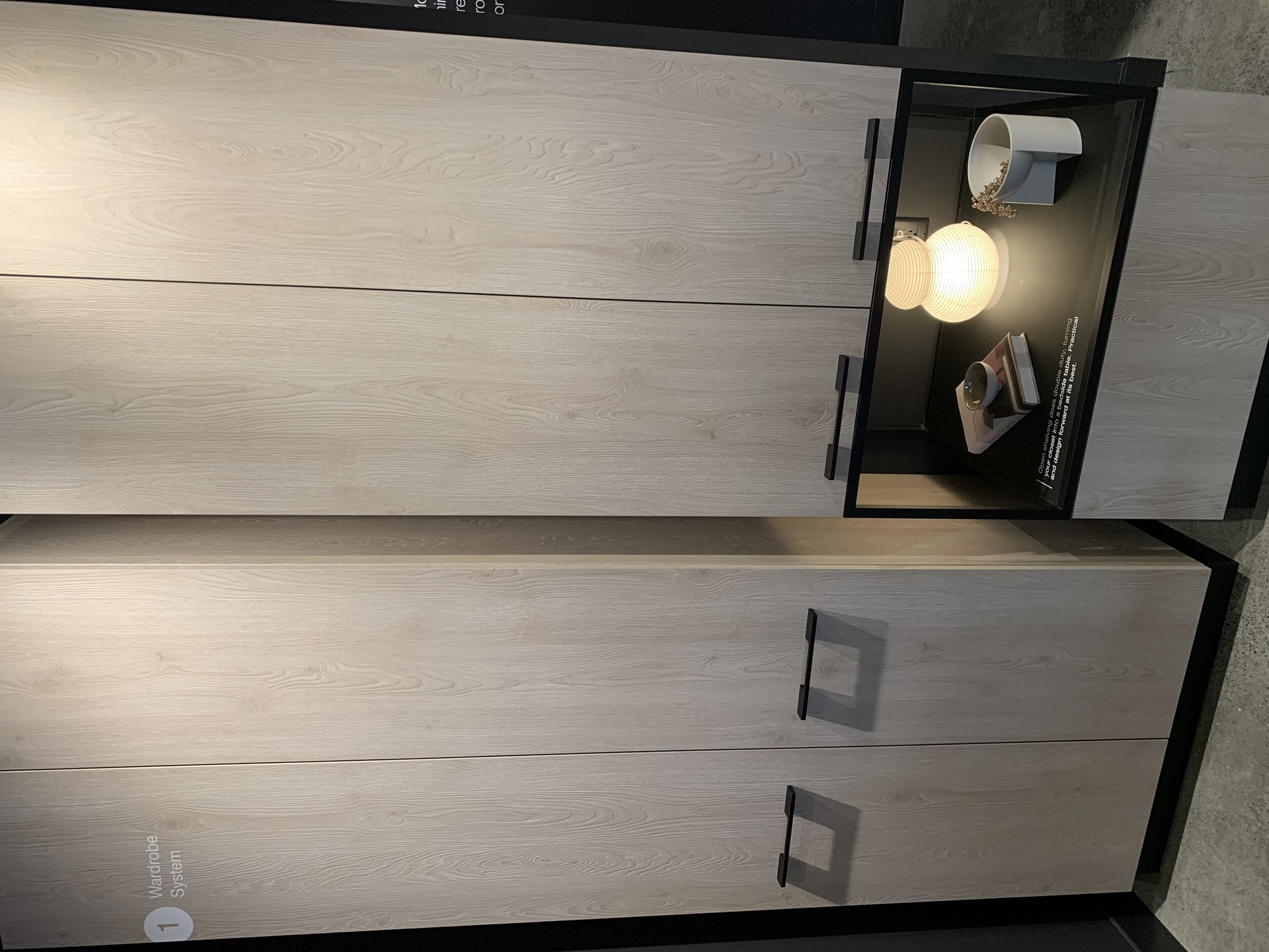 Format customized wardrobe - you choose which you want and where! at FORMAT (1503 Kingsway Street, Knight, Vancouver East)