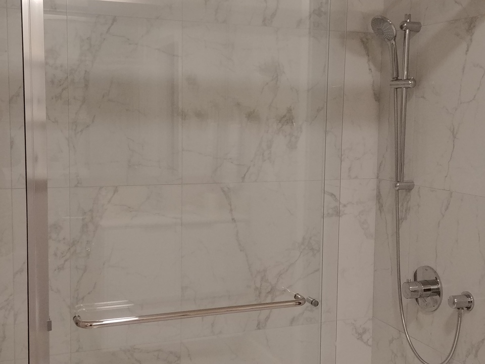 aristotle-large-format-tile-walk-in-shower at Aristotle (20203 84 Avenue, Willoughby Heights, Langley)