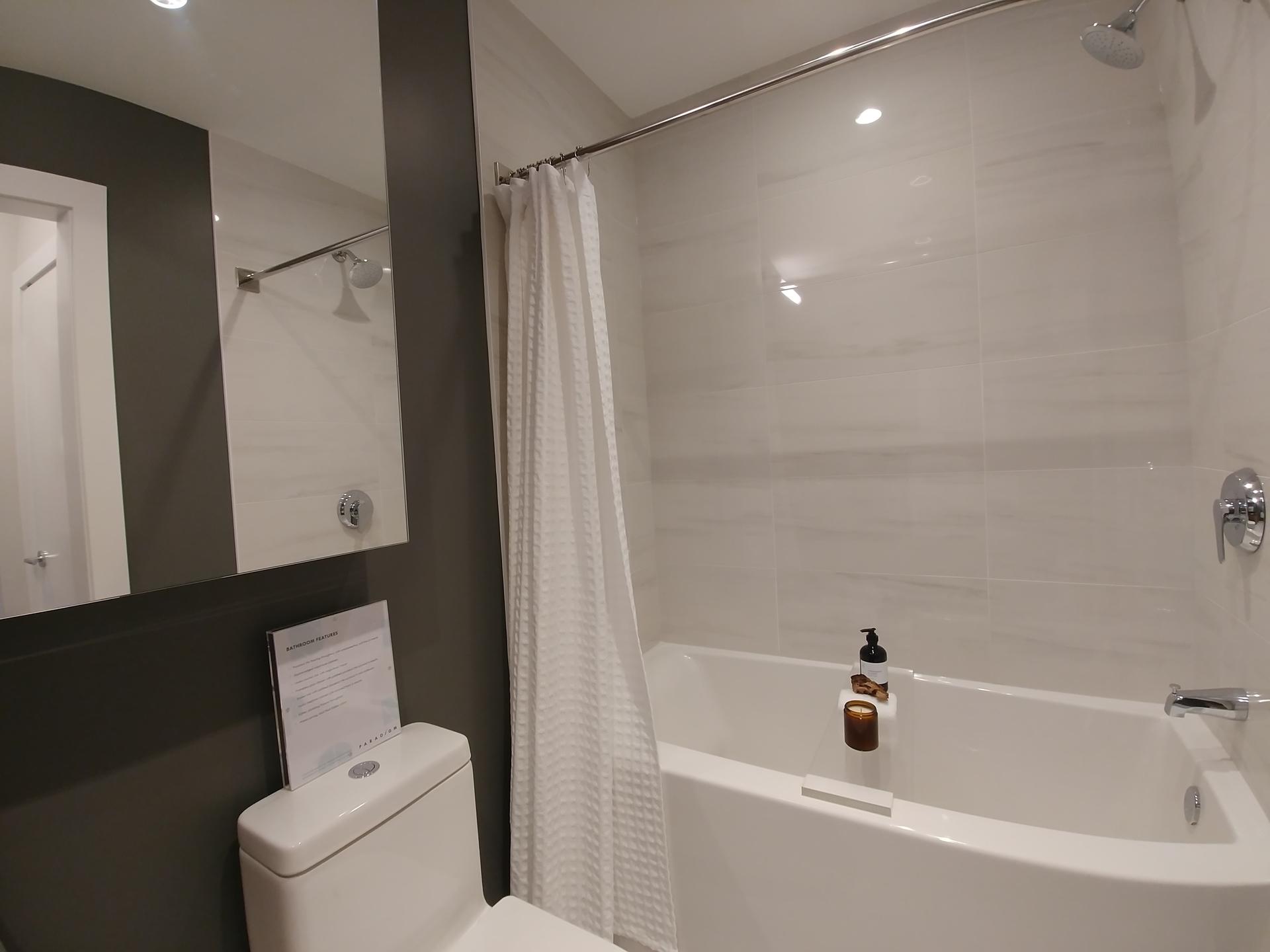 paradigm-bathroom-light-colour-scheme at Paradigm ( River District, South Marine, Vancouver East)