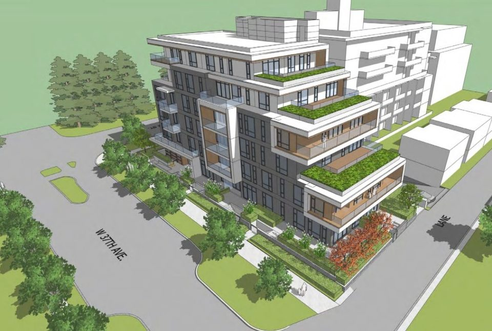 526-west-37th_1-Artist's rendering at 526-528 W 37th Avenue (526-528 W 37th Avenue, Cambie, Vancouver West)