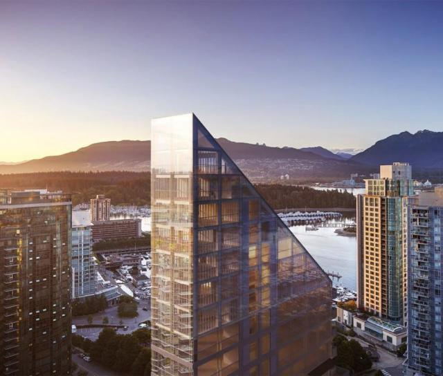 1250 W Hastings Street, Coal Harbour, Vancouver West