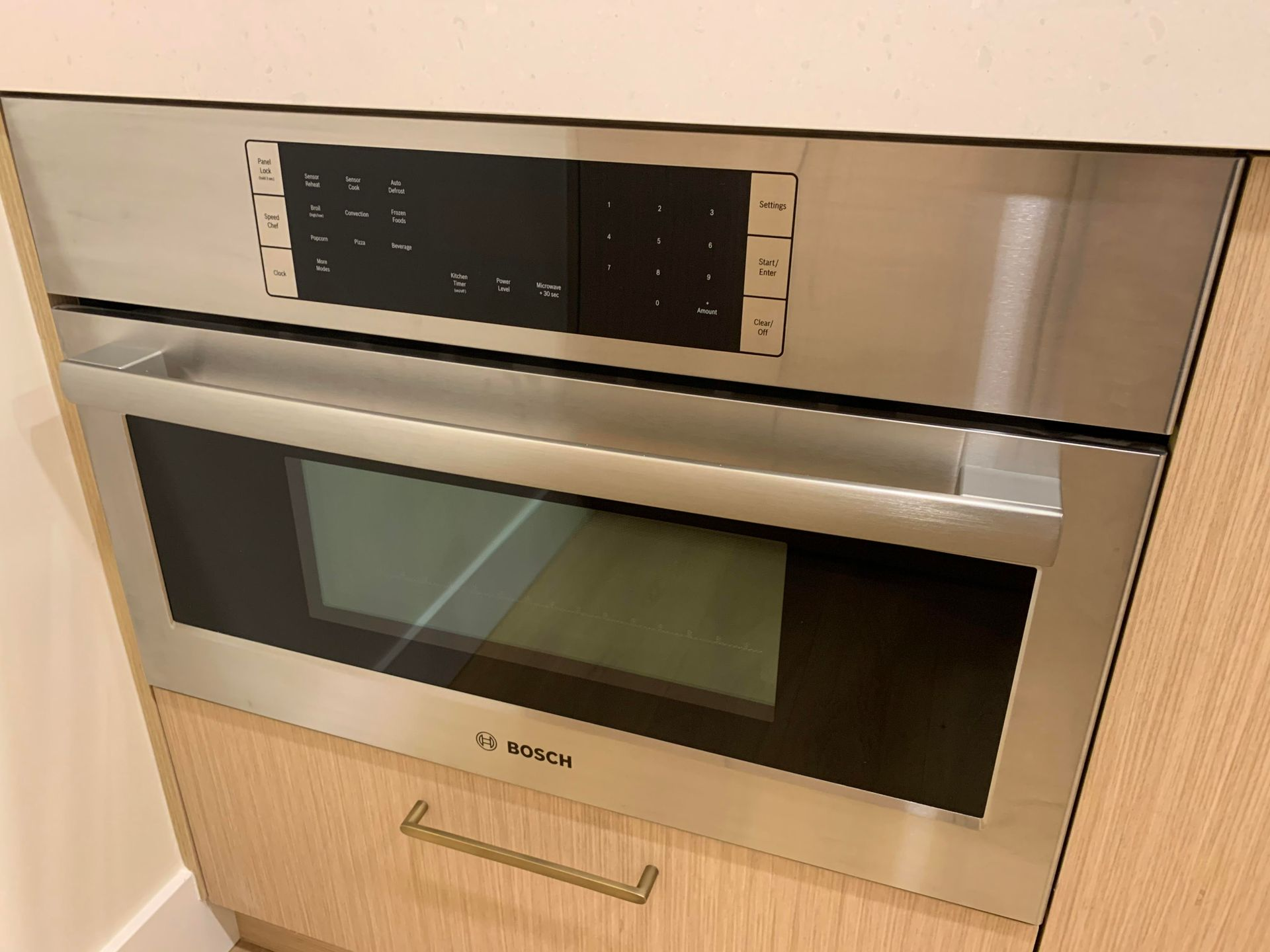 autograph-bosch-speed-oven at Autograph (5007 Ash Street, Cambie, Vancouver West)