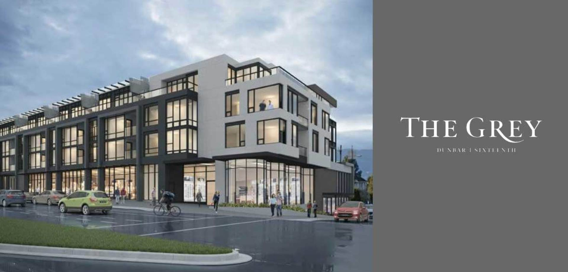 The-Grey-Condos at The Grey (3639 West 16th Avenue, Dunbar, Vancouver West)