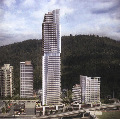 567-clarke-and-como-tower at 567 Clarke Road, Coquitlam West, Coquitlam