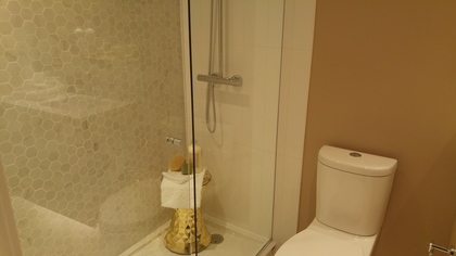 567-clarke-como-ensuite-frameless-glass-shower at 567 Clarke and Como (567 Clarke Road, Coquitlam West, Coquitlam)