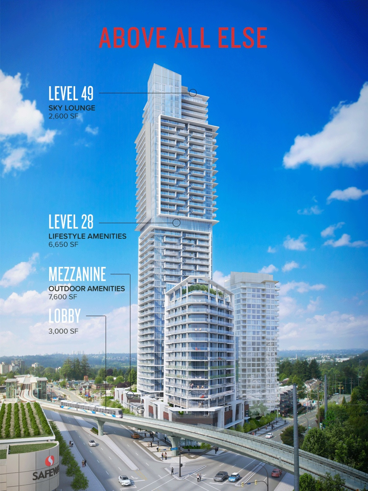 567-clarke-and-como-coquitlam-tallest-highrise at 567 Clarke Road, Coquitlam West, Coquitlam