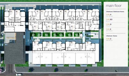 Infinity-Floorplans-Main-Floor at Infinity (5365 Lane Street, Metrotown, Burnaby South)