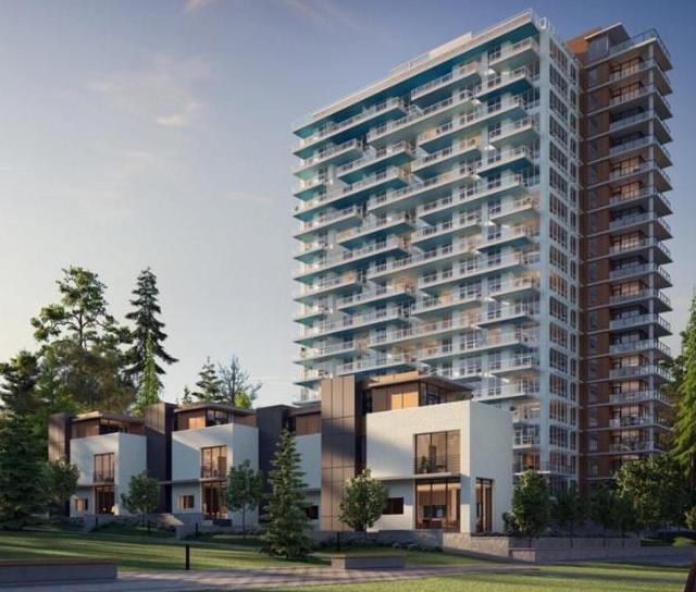Berton Avenue And Binning Road, University VW, Vancouver West