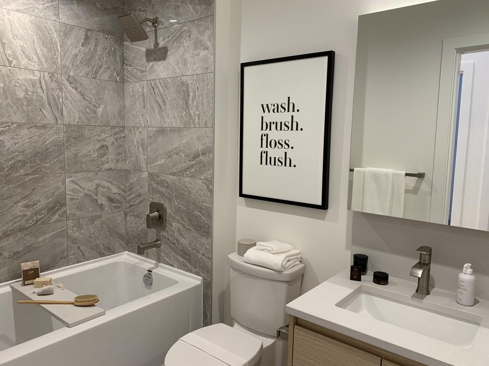 alaska-bathroom-in-white-scheme at Alaska (4455 Alaska Street, Brentwood Park, Burnaby North)