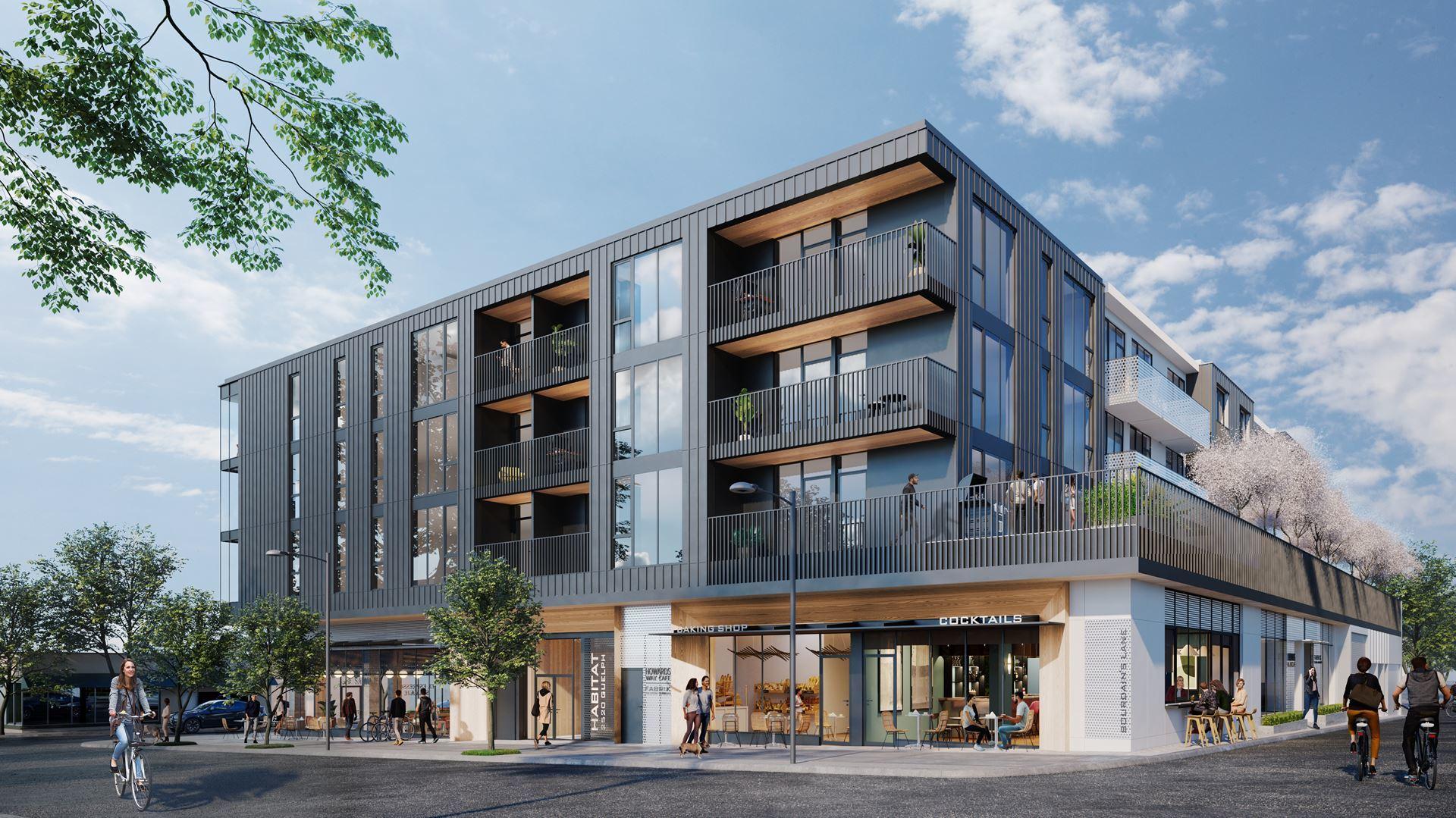 habitat-by-porte-homes at Habitat (2520 Guelph Street, Mount Pleasant VE, Vancouver East)