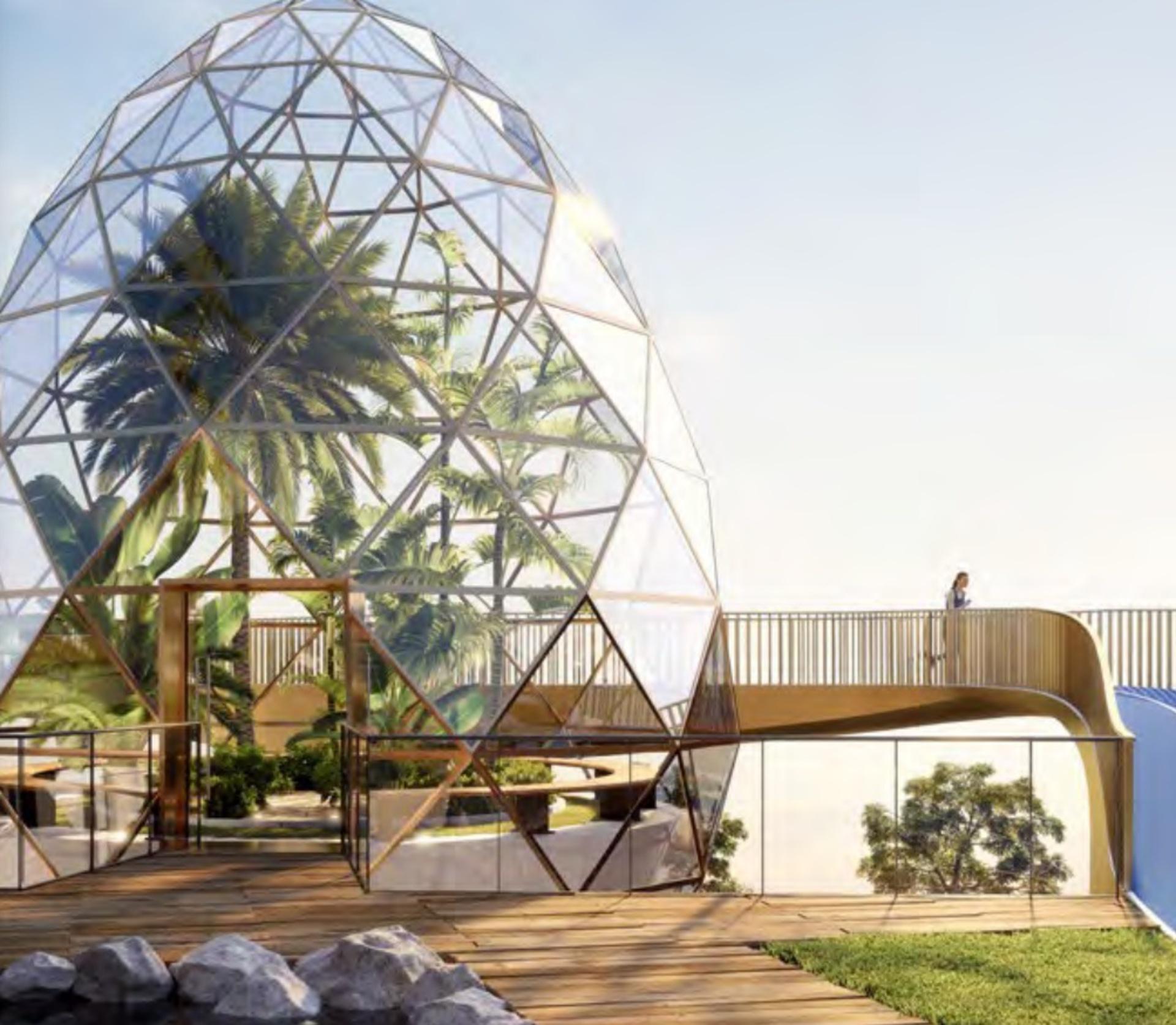 concord-metrotown-Artist's rendering of 'sphere' at Concord Metrotown (4750 Kingsway, Metrotown, Burnaby South)
