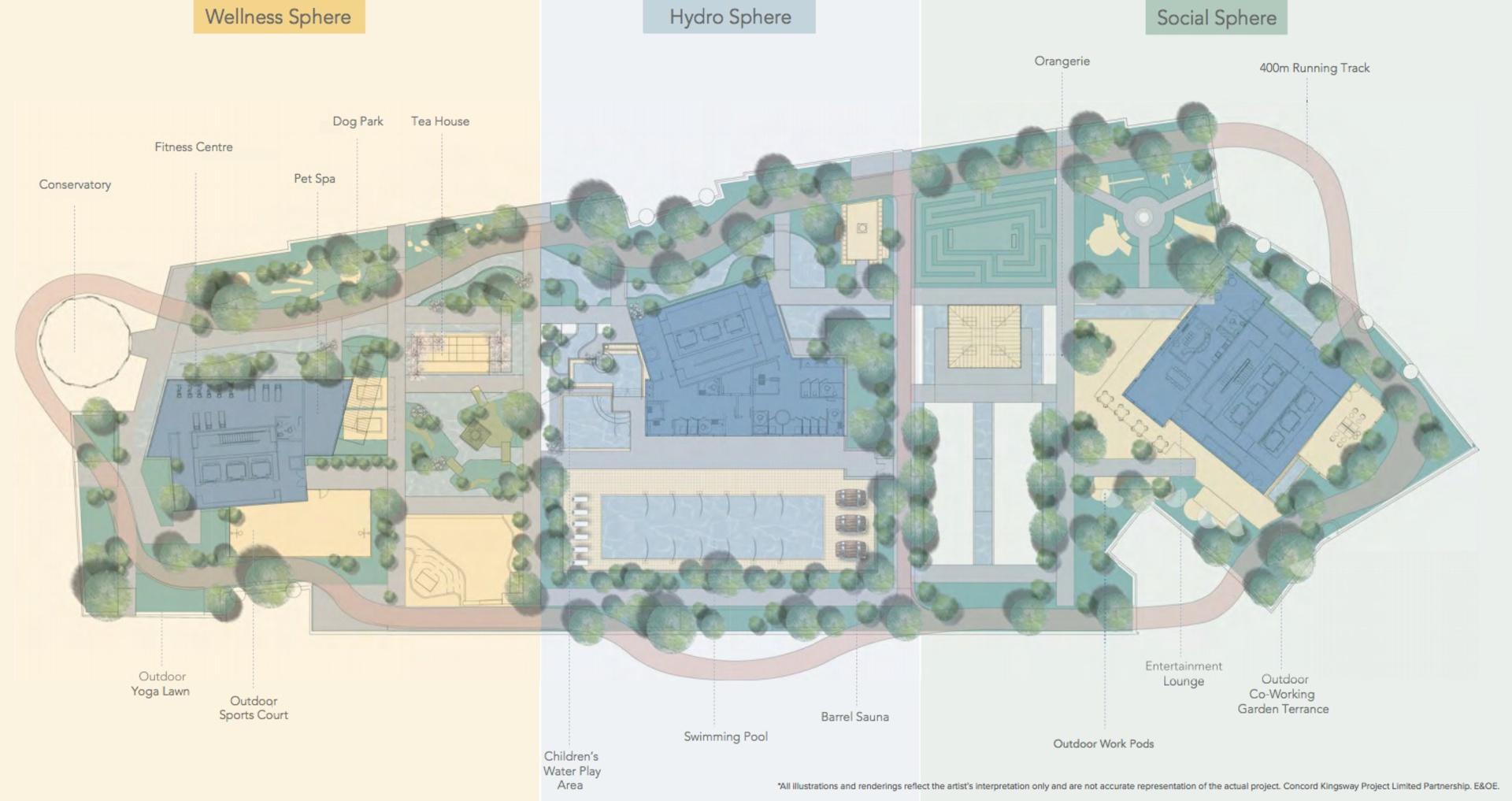 concord-metrotown-spheres-plan at Concord Metrotown (4750 Kingsway, Metrotown, Burnaby South)