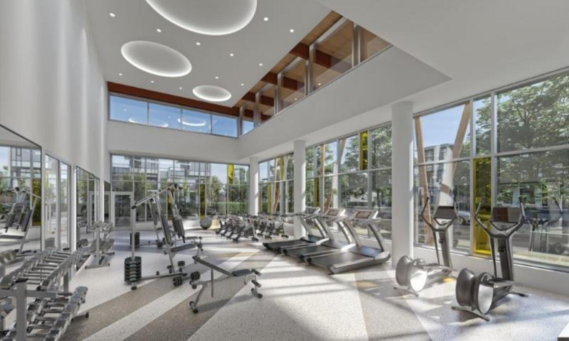 Vittorio by Polygon Gym at Vittorio (6700 Dunblane Avenue, Metrotown, Burnaby South)