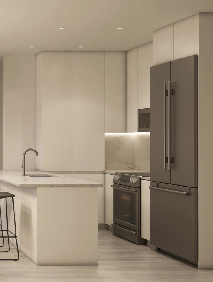 templeton-kitchen at Templeton (2276 E 1st Avenue, Grandview Woodland, Vancouver East)