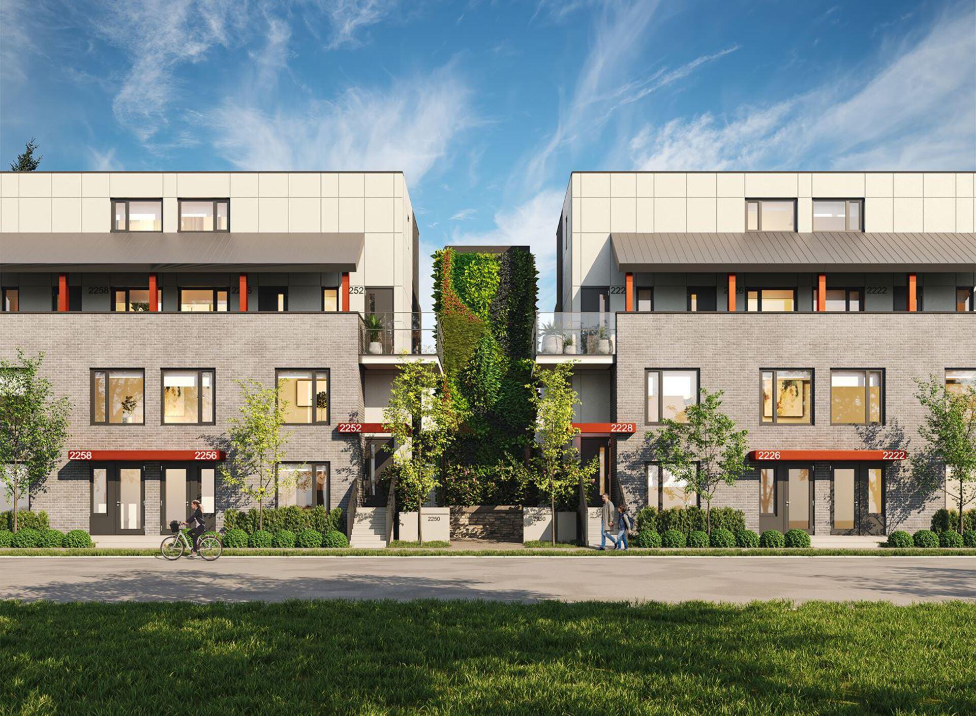 templeton at Templeton (2276 E 1st Avenue, Grandview Woodland, Vancouver East)