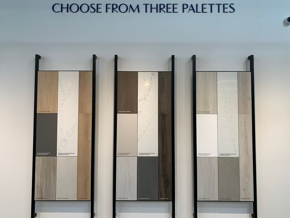 vue colour schemes at Vue (638 Whiting Way, Coquitlam West, Coquitlam)