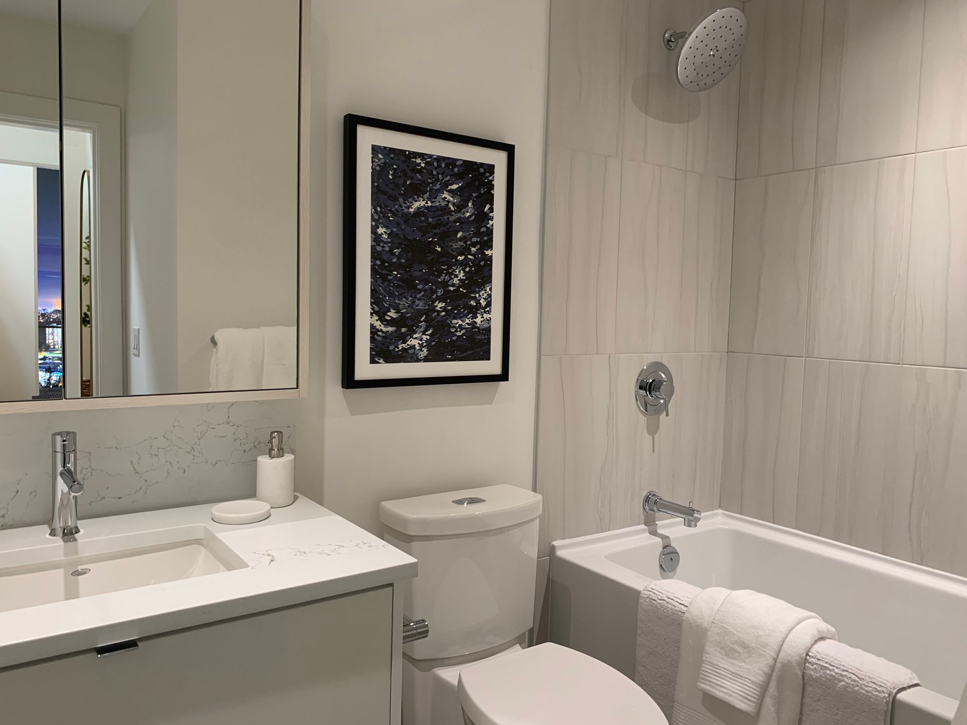 vue bathroom in bianca at Vue (638 Whiting Way, Coquitlam West, Coquitlam)