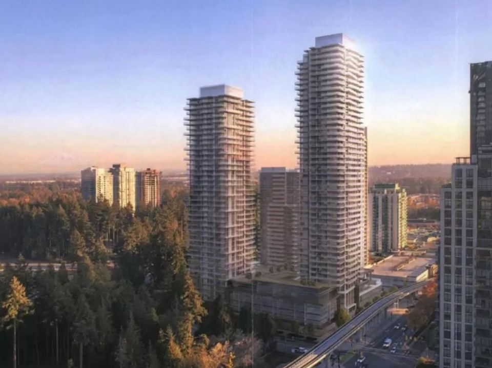 Pine&Glen-2-artists-rendering at Pine & Glen ( Pinetree Way, Central Coquitlam, Coquitlam)