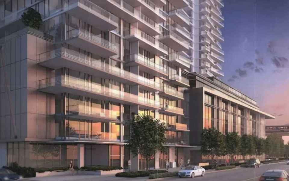 Pine&Glen-6--artists-rendering at Pine & Glen ( Pinetree Way, Central Coquitlam, Coquitlam)