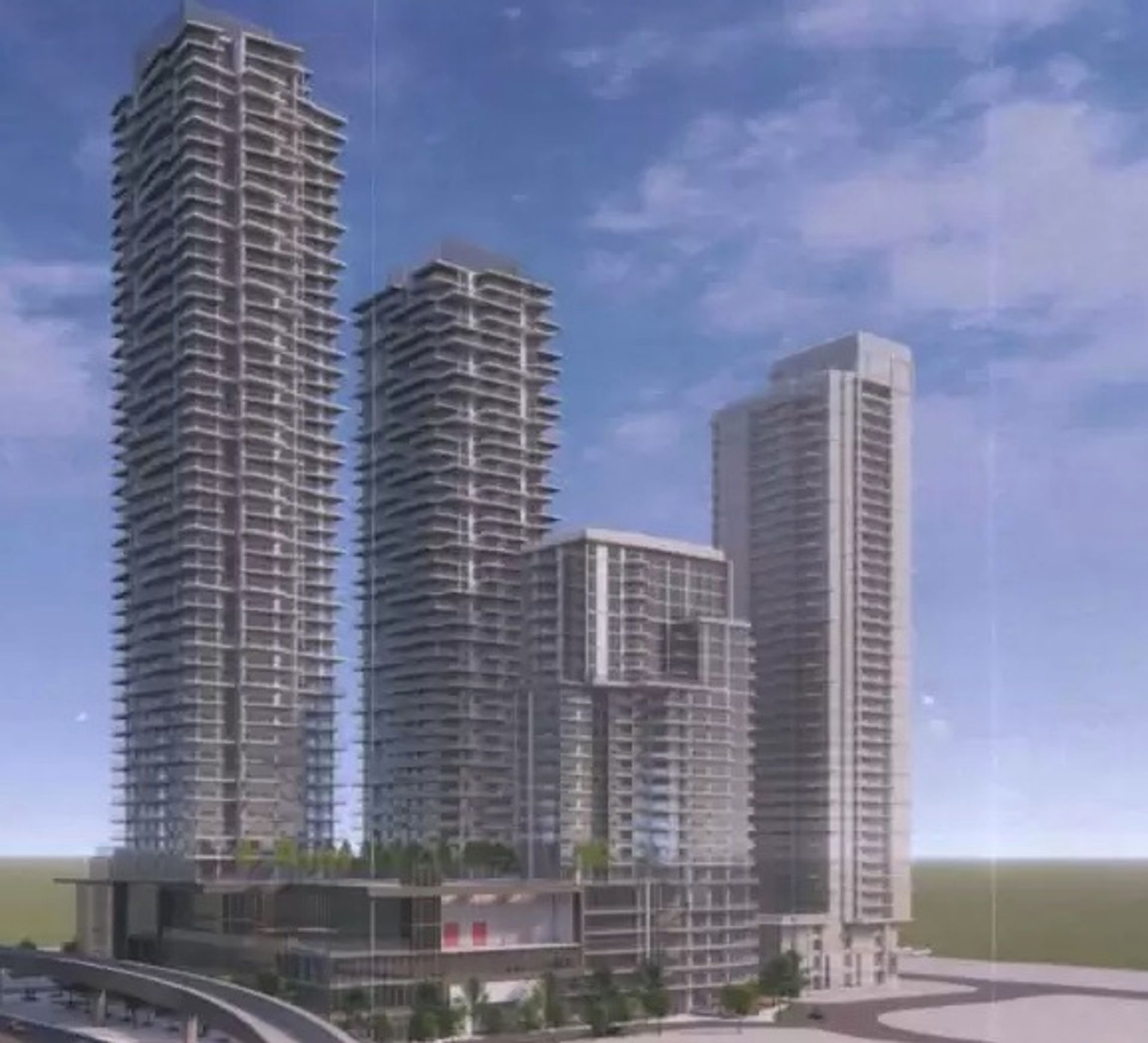 Pine&Glen-1-artists-rendering at Pine & Glen ( Pinetree Way, Central Coquitlam, Coquitlam)