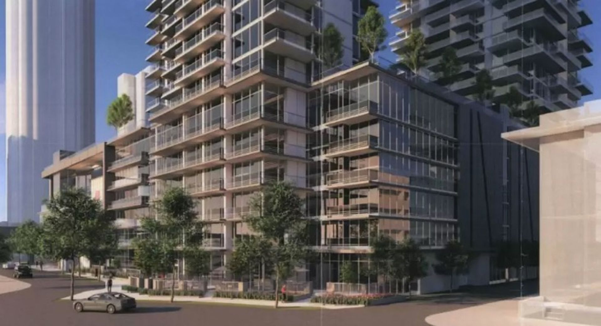 Pine&Glen-4-artists-rendering at Pine & Glen ( Pinetree Way, Central Coquitlam, Coquitlam)