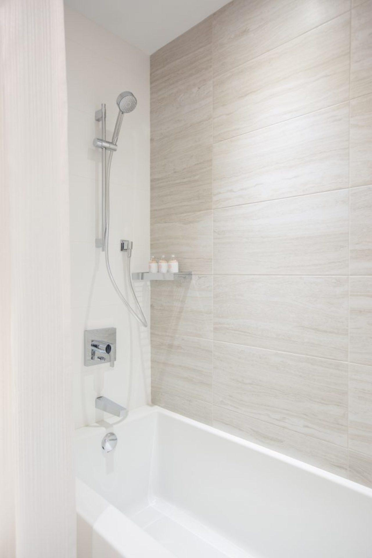 lumina-bathroom at Waterfall  -  Lumina (2425 Beta Avenue, Brentwood Park, Burnaby North)