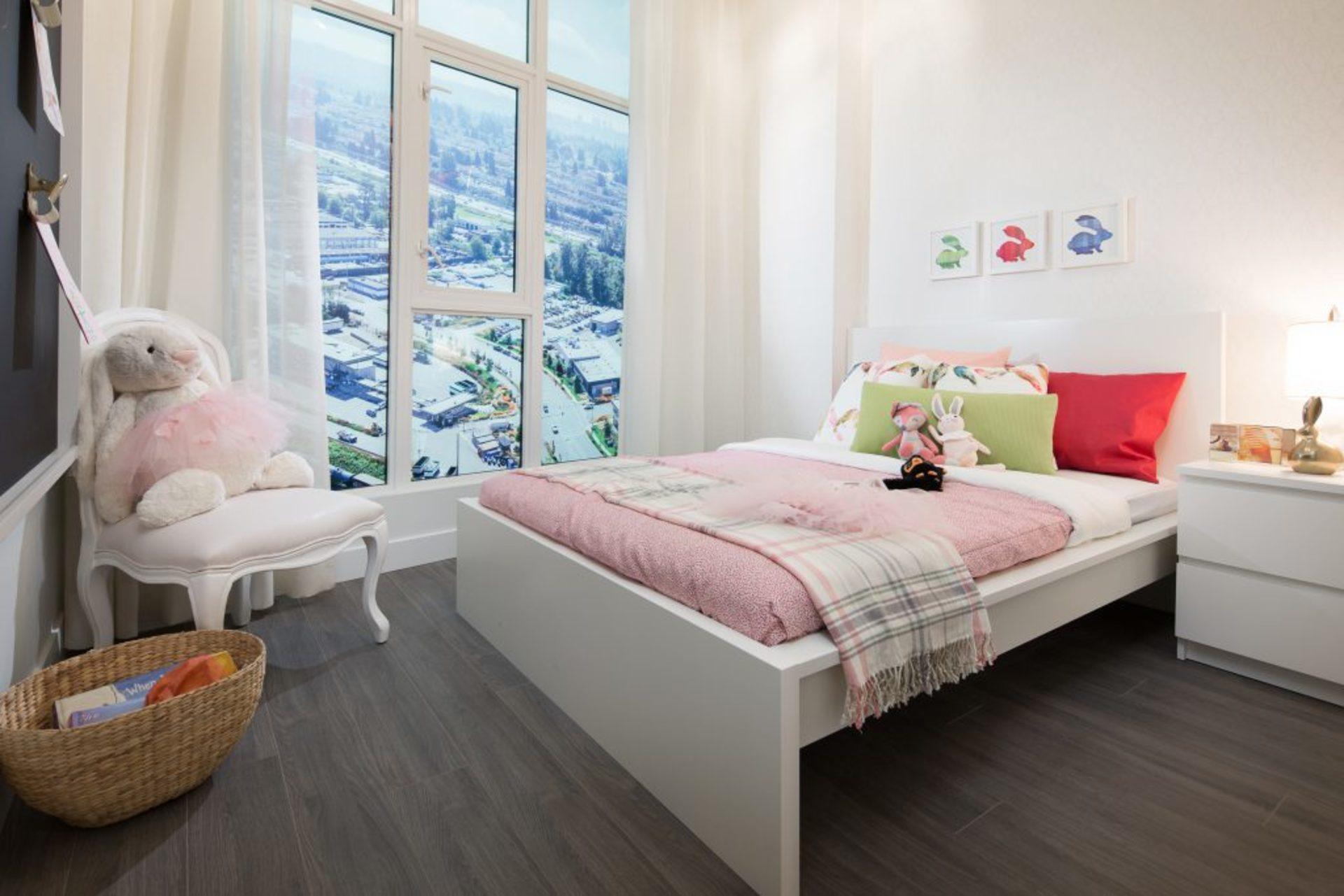 lumina-bedroom-2 at Waterfall  -  Lumina (2425 Beta Avenue, Brentwood Park, Burnaby North)