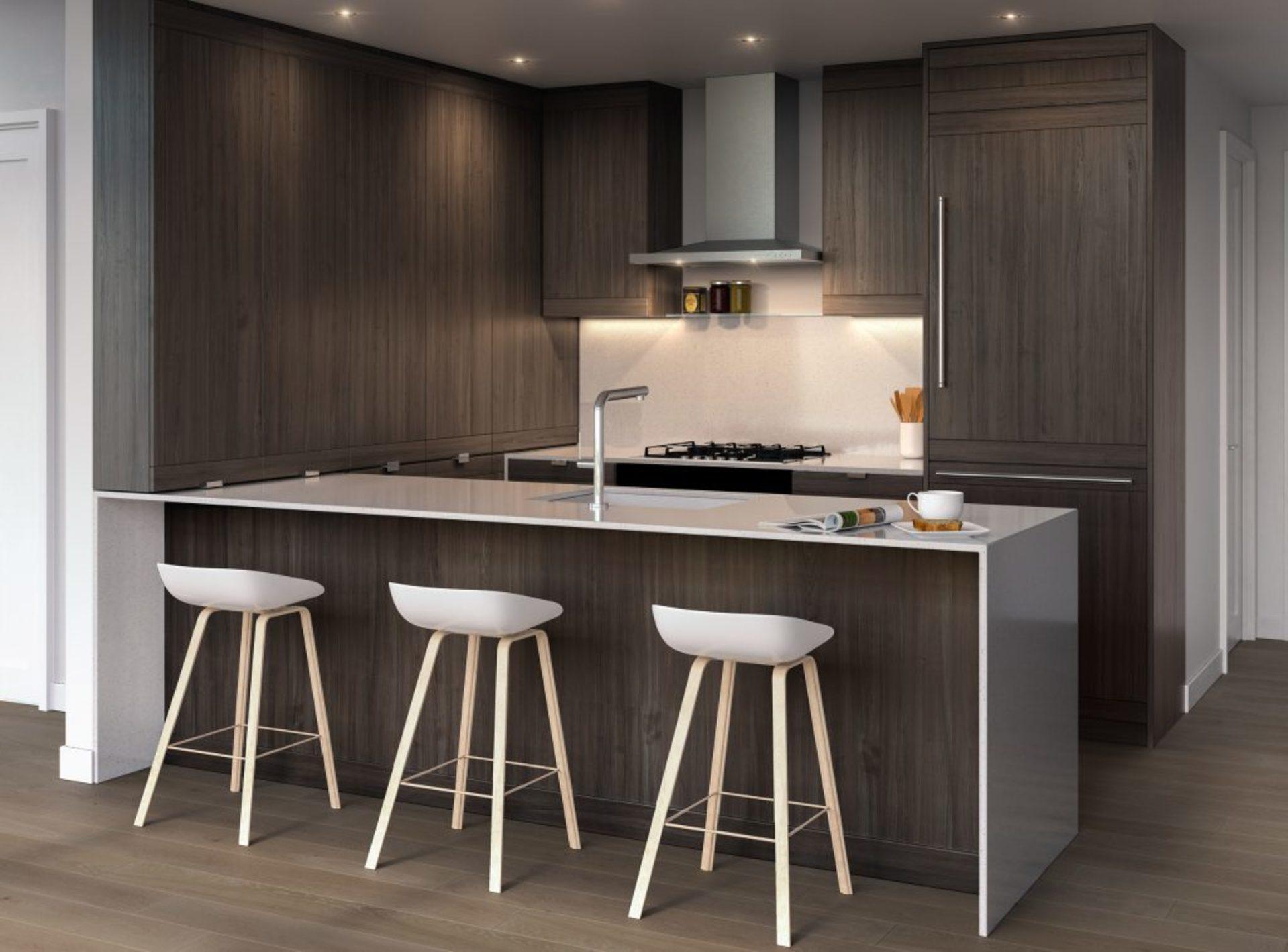 lumina-cabinetry-2 at Waterfall  -  Lumina (2425 Beta Avenue, Brentwood Park, Burnaby North)