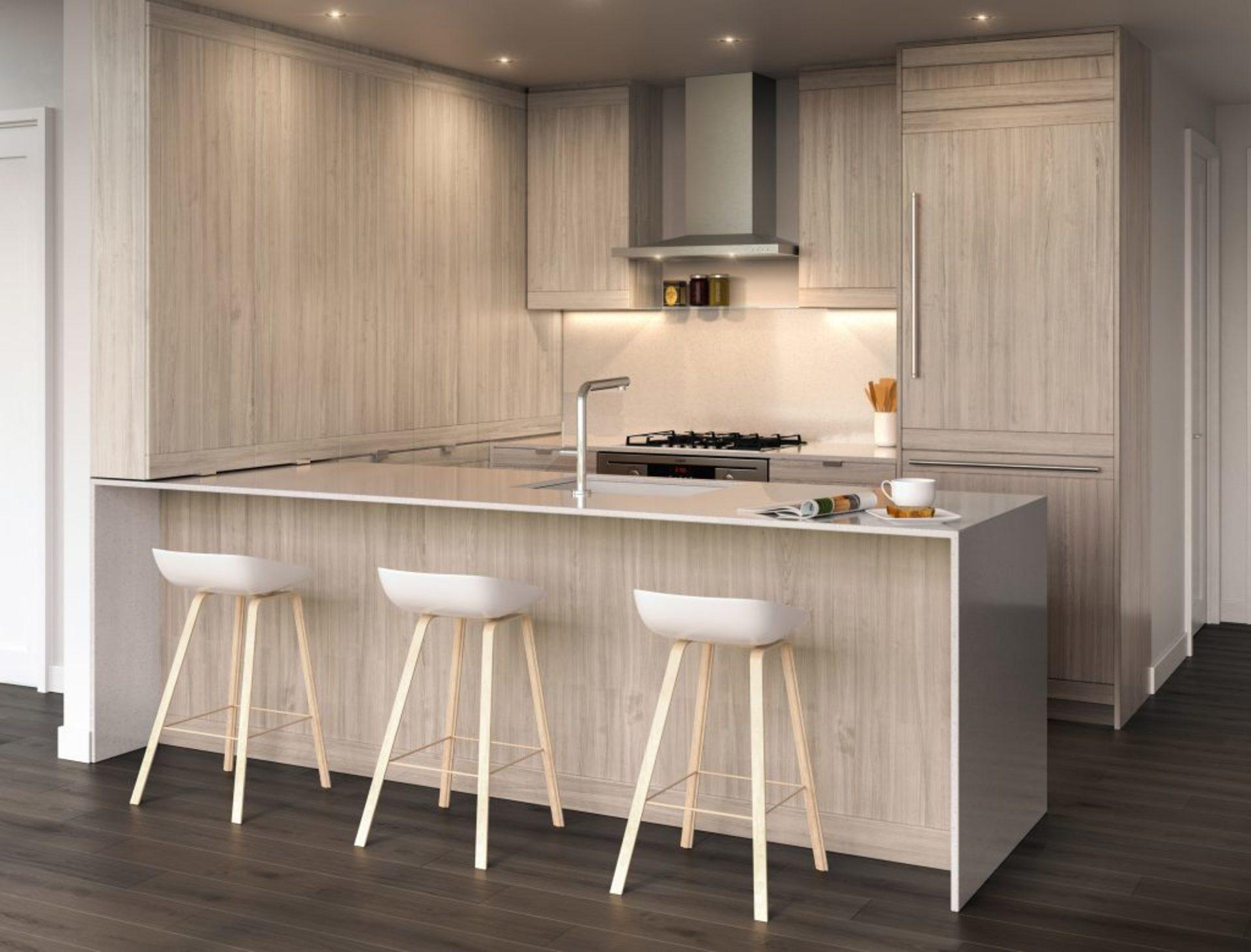 lumina-kitchen-cabinetry at Waterfall  -  Lumina (2425 Beta Avenue, Brentwood Park, Burnaby North)