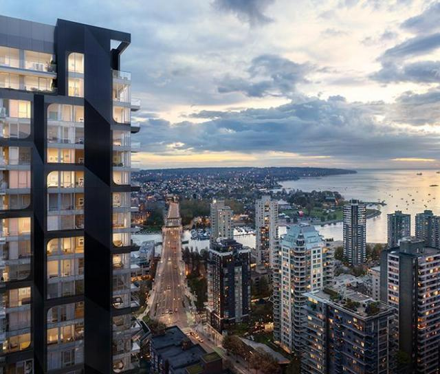 1223 Hornby Street, Downtown VW, Vancouver West