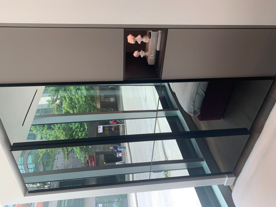 Italian closets at Two Burrard Place (1223 Hornby Street, Downtown VW, Vancouver West)