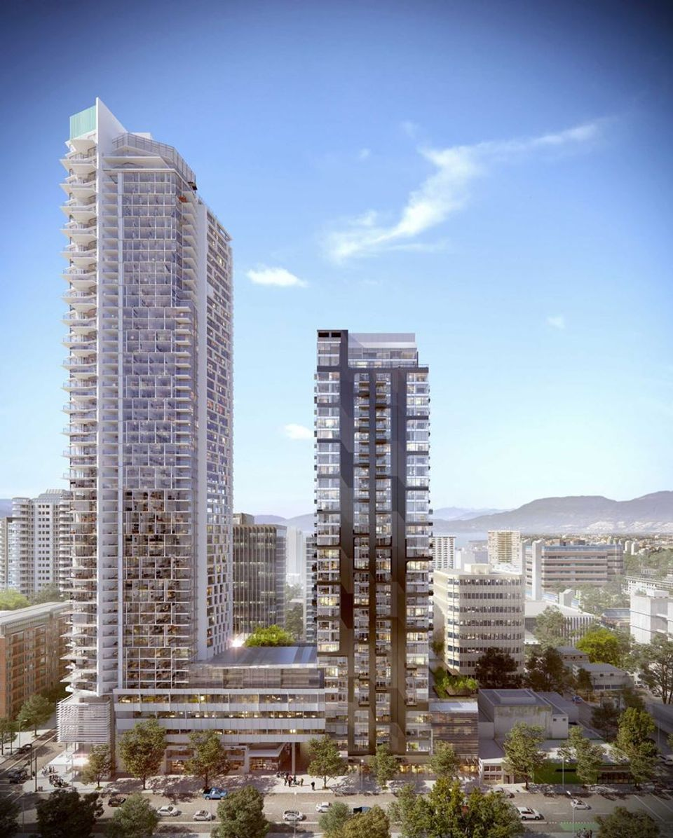 two-burrard-place-downtown-vancouver-developments at Two Burrard Place (1223 Hornby Street, Downtown VW, Vancouver West)