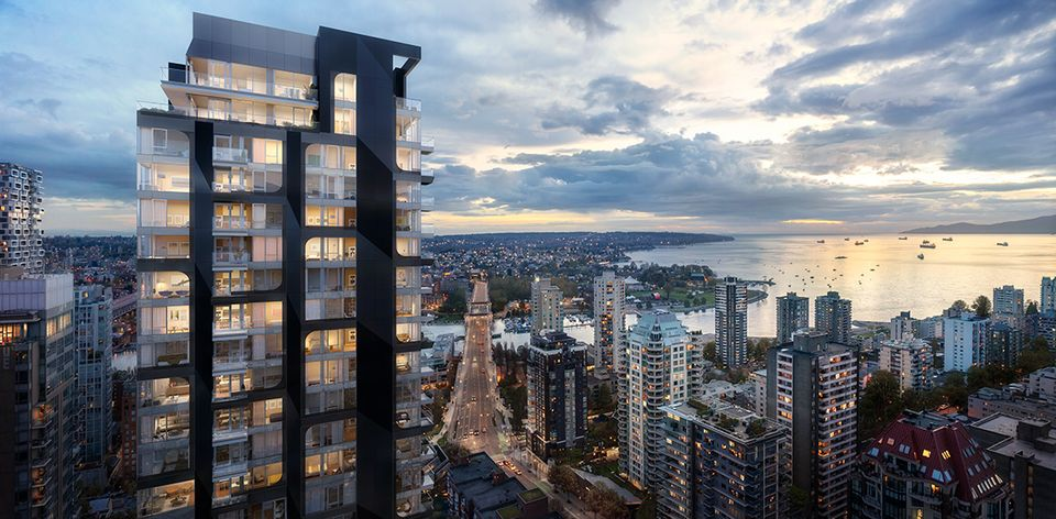 two-burrard-place at Two Burrard Place (1223 Hornby Street, Downtown VW, Vancouver West)