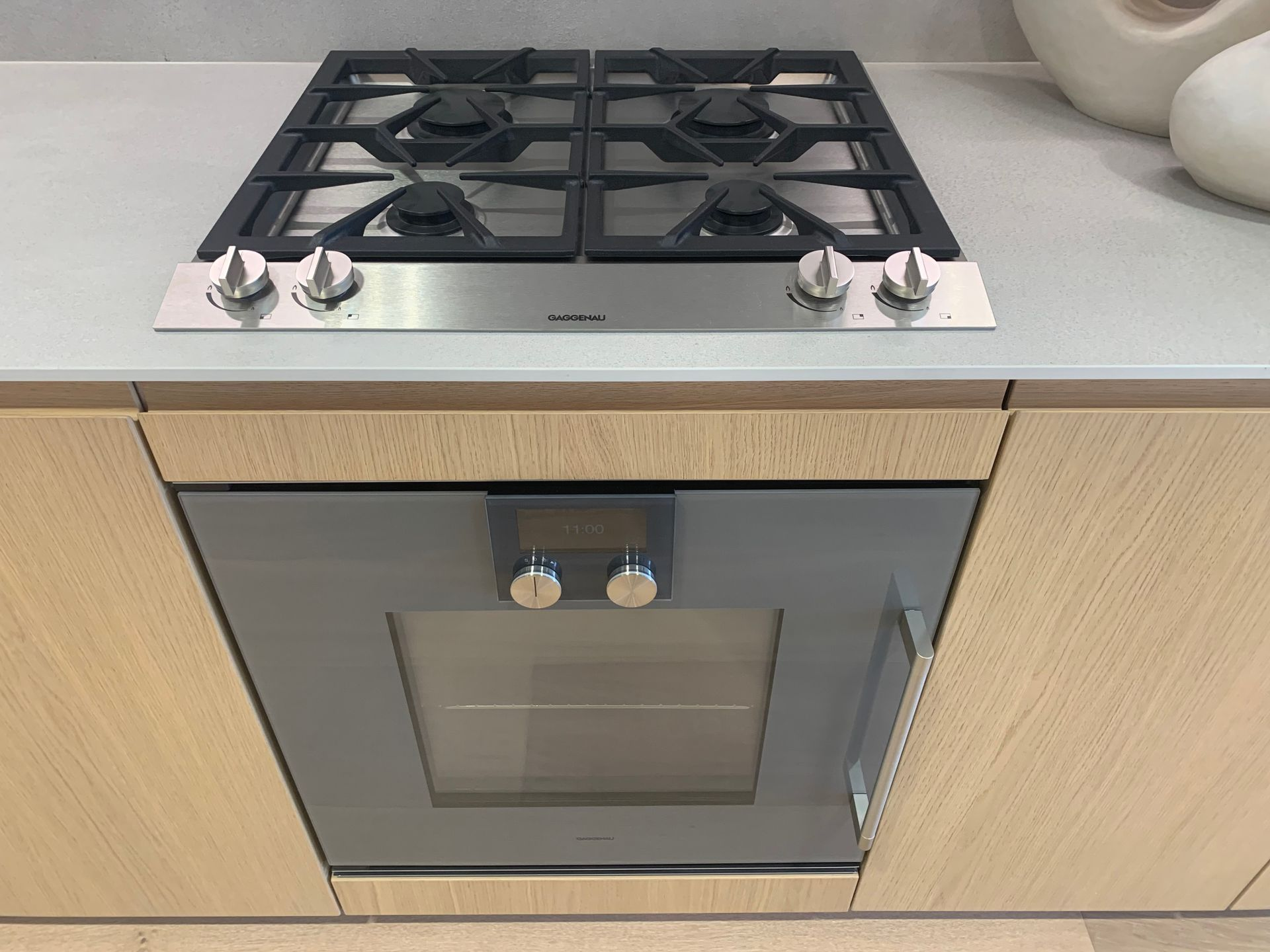 Gaggenau appliances at Two Burrard Place (1223 Hornby Street, Downtown VW, Vancouver West)
