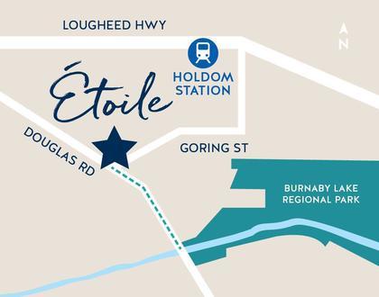 etoile-brentwood-near-holdon-skytrain-station at Etoile Brentwood (5345 Goring Street, Brentwood Park, Burnaby North)