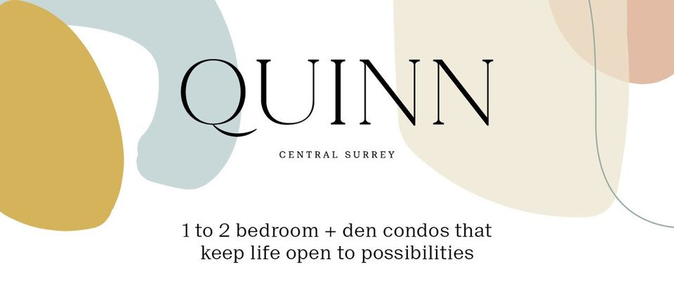 quinn-banner at QUINN (9458 134th Street, Surrey Central (Central City), North Surrey)