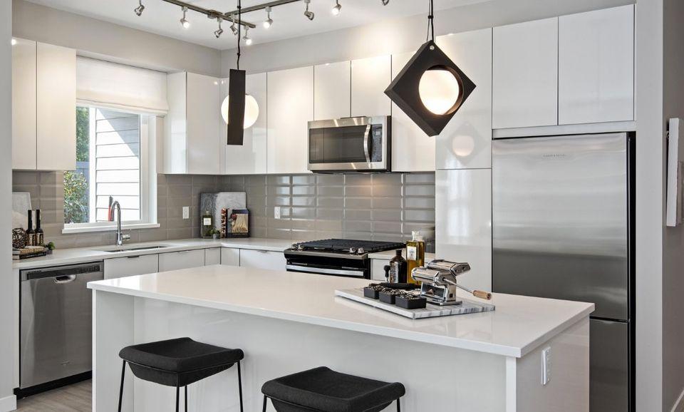 cardinal-kitchen at Cardinal ( Adler Avenue, Coquitlam West, Coquitlam)