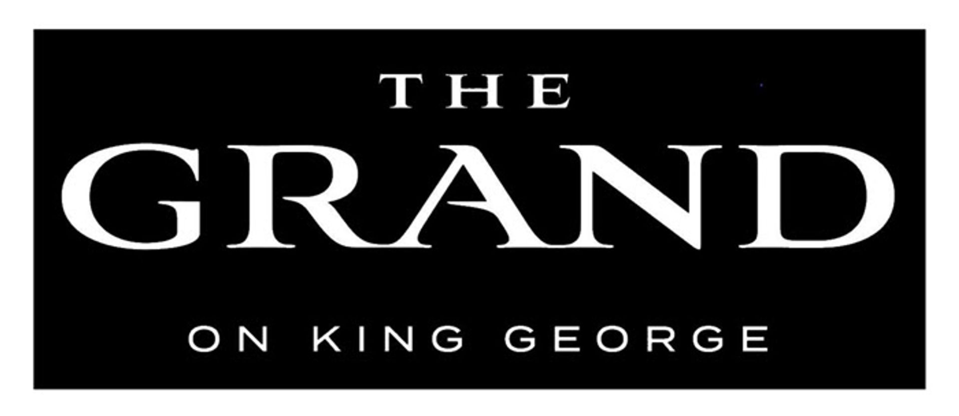 the-grand-logo at The Grand on King George (10750 135a Street, Whalley, North Surrey)