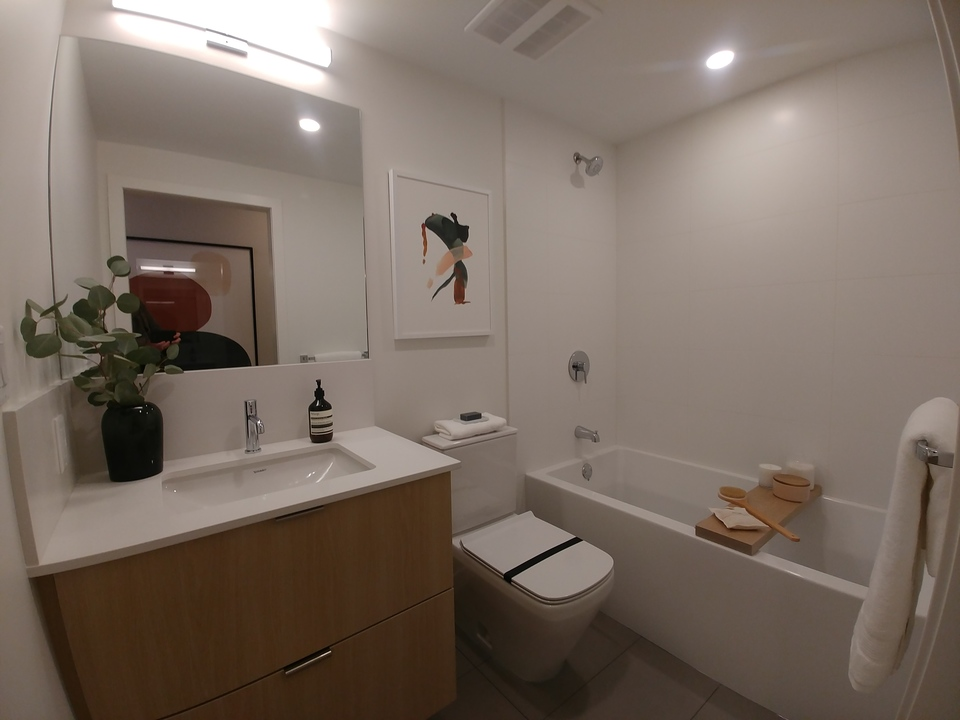 soco-display-bathroom at SOCO (319 North Road, Coquitlam West, Coquitlam)